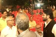 खाली कुर्सियां देख नाराज हुए मोदी के मंत्री, बिना भाषण दिए रवाना