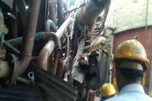 बिजनौर: शुगर मिल का वाटर टैंक फटा, एक मजदूर की मौत, तीन घायल