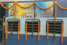 Photos: भव्य दीपोत्सव के बाद रामायण एक्सप्रेस ट्रेन के स्वागत को तैयार हुई अयोध्या