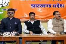 भाजपा प्रवक्ता ने पारा शिक्षकों की आतंकवादी और उग्रवादियों से की तुलना