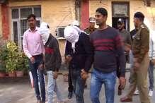 बदमाशों ने व्यापारी को मिठाई के डिब्बे में पिस्टल भेज मांगे 8 लाख रुपये