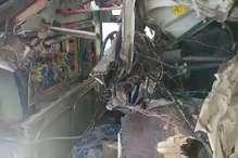 BREAKING: यमुनानगर में बस और ट्रक की भिड़ंत, 18 लोग घायल