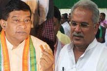 आज बिलासपुर में मिलेंगे एक-दूसरे के धुर-विरोधी मुख्यमंत्री भूपेश बघेल और अजीत जोगी