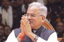 तय मुहूर्त पर मुख्यमंत्री भूपेश बघेल ने सीएम हाउस में किया 'गृह प्रवेश'