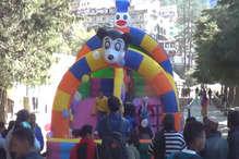 VIDEO: शिमला के बच्चे अब खेल-खेल में ले सकेंगे मिक्की माउस का मजा