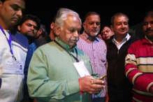 सुरेश पचौरी बोले- शपथ ग्रहण में सोनिया गांधी का आना सौभाग्य की बात!