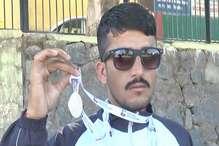 दिव्यांग खिलाड़ी ने बढ़ायाहिमाचल का मान, दिल्ली में जीते 3 सिल्वर मेडल