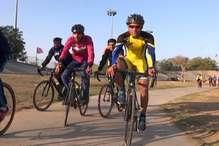 जयपुर का साइकिलिंग वेलोड्रोम 25 साल बाद हुआ खेल प्रेमियों से गुलजार