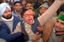 कांग्रेस ऑफिस में मारपीट: राहुल गांधी ने मांगी रिपोर्ट, जांच कमेटी गठित