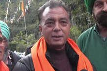 VIDEO: प्रकाश पर्व: कैबिनेट मंत्री अनिल शर्मा ने मंडी के ऐतिहासिक गुरुद्वारे में शीश नवाया