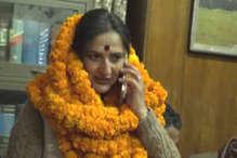 शिमला की नव निर्वाचित निगम पार्षद मीरा शर्मा 24 जनवरी को लेंगी शपथ