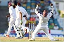 वेस्टइंडीज के इस गेंदबाज ने बरपाया कहर, महज 77 रन पर ऑलआउट हो गई इंग्लैंड
