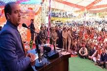 CM जयराम ठाकुर का ऐलान-पांगणा में PWD सब-डिवीजन, तत्तापानी में खुलेगी PHC