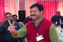 उज्जैन: जिला पंचायत अध्यक्ष पद के उपचुनाव में BJP को झटका, कांग्रेस ने 1 मत से दर्ज की जीत