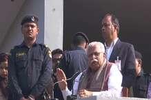 ना मोदी ने बच्चे पालने हैं, ना योगी ने, भ्रष्टाचार हम होने नहीं देंगे: मुख्यमंत्री खट्टर