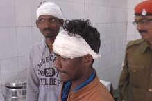 VIDEO: मारपीट के 4 आरोपियों को पुलिस ने गिरफ्तार कर जेल भेजा
