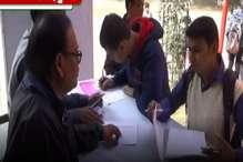 VIDEO: जमशेदपुर में लगा रोजगार मेला, 130 पदों के लिए की जा रही है भर्ती