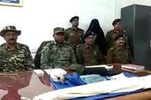 चतरा पुलिस ने भाकपा के माओवादी अजय यादव को विदेशी राइफल समेत किया गिरफ्तार