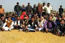 VIDEO : कचरवा डैम में अतिक्रमण करने के विरोध में ग्रामीणों ने किया प्रदर्शन