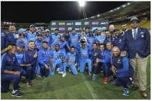 Ind vs Nz: भारत ने न्यूजीलैंड को 35 रन से हराया, सीरीज 4-1 से जीती, बने ये 5 रिकॉर्ड