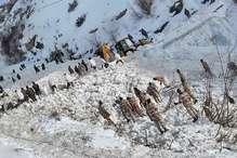 PHOTOS: किन्नौर में पांच दिन बाद भी नहीं मिले बर्फ में दबे जवान, सेना कर रही तलाश