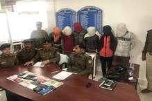 पलामू पुलिस ने सड़कों पर लूटपाट करने वाला गिरोह दबोचा, 6 गिरफ्तार