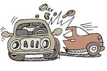 रायपुर: तेज रफ्तार कार और डंपर में टक्कर, एक घायल