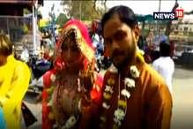 जुनैद ने किन्नर जया से किया प्यार का इजहार और मंदिर में कर ली शादी