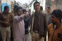 सीसीटीवी में कैद हुई युवक पर कातिलाना हमले की वारदात, मरने से पहले दिया बयान