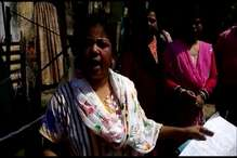 VIDEO : नाली निर्माण ना होने से नाराज लोगों ने की लोकसभा चुनाव में वोट बहिष्कार की घोषणा