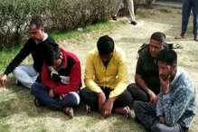 VIDEO: चूरू में कुख्यात सट्टेबाज काणा समेत 5 गिरफ्तार, दो लैपटोप और 13 मोबाइल जब्त