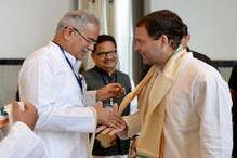 राहुल गांधी ने रायपुर में कहा- देश में बेरोजगारी, भ्रष्टाचार और किसान ही बड़े मुद्दे हैं