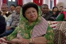 बीजेपी के टिहरी सीट पर नया चेहरा उतारने की चर्चा के बीच सक्रिय हुई सांसद माला राजलक्ष्मी