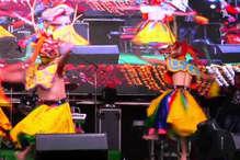 PHOTOS: अंतरराष्ट्रीय शिवरात्रि महोत्सव में भूटान से आए सांस्कृतिक दल ने दी अपनी प्रस्तुति