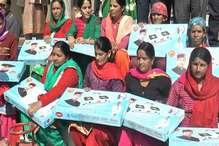 गरीब महिलाओं के लिए वरदान बनी 'गृहणी सुविधा योजना', जताया आभार