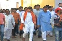 केंद्रीय मंत्री राज्यवर्धन सिंह राठौर ने किया आमेर क्षेत्र के डेढ़ दर्जन गांवों का दौरा