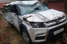अयोध्या में भीषण सड़क हादसा, 3 लोगों की दर्दनाक मौत