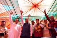सुखराम के गढ़ में बोले सीएम जयराम, उनका दौर गया, मेरा एक मंत्री भी आजकल 'लापता'