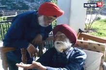 VIDEO: कुल्लू के 105 वर्षीय शमशेर सिंह की अपील-'बेहतर सरकार के लिए वोट दो'