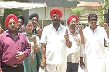 VIDEO: विधायक कुलदीप जुनेजा ने अपने परिवार के 40 सदस्यों के साथ किया मतदान
