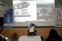 VIDEO: FB Live पर कलेक्टर ने इंदौर में 300 कॉलेजों के लाखों युवाओं से की बातचीत