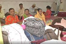 फानी तूफान में फंसा बुजुर्गों का दल सुरक्षित पहुंचा रायपुर, गुजरात से धार्मिक यात्रा में पहुंचे थे ओडिशा