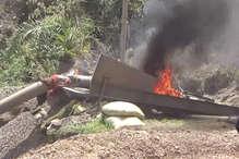 प्रशासन की बड़ी कार्रवाई,खनन माफिया के लाखों रुपए की पनडुब्बियों में लगाई आग