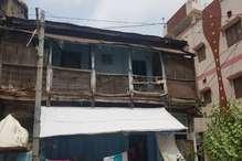 ये है वो मकान जिसके लिए इंदौर में दिन भर कटा बवाल