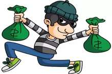 चोरों ने दिनदहाड़े मकान को बनाया निशाना, लाखों के जेवर व चार लाख रुपए उड़ाए