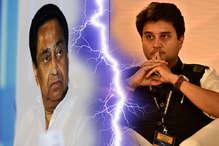 MP में फिर छिड़ गया है कमलनाथ-सिंधिया का सत्ता संघर्ष