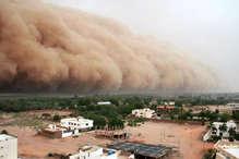 राजस्थान में आंधी-तूफान की चेतावनी, 14 जिले होंगे प्रभावित