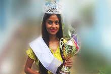 गुमला की बेटी परी पासवान ने जीता मिस इंडिया यूनिवर्सल का खित