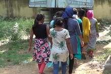 मानव तस्करी से मुक्त कराई गई 9 बच्चियां, दलाल फरार