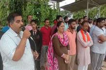 कांकेर के स्कूल में भारत माता की जय बोलने पर बैन, हंगामा
